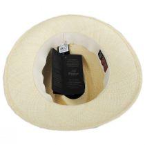 Pia Grade 3 Panama Straw Fedora Hat in