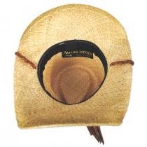 Husky Raffia Straw Western Hat alternate view 4