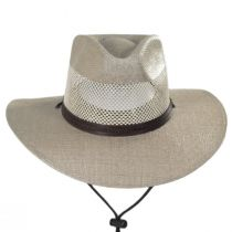 Florence Laminated Toyo Western Hat alternate view 22