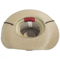 Seville Laminated Linen Western Hat alternate view 8