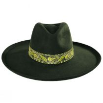 Melodic Wool Felt Fedora Hat alternate view 8