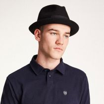 Gain Wool Felt Fedora Hat in