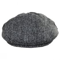 Kinloch Harris Tweed Wool Ivy Cap alternate view 14
