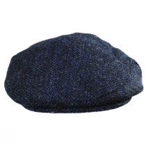 Ardmore Harris Tweed Wool Ivy Cap in