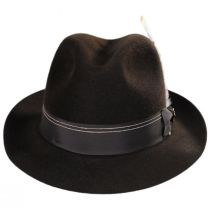 Highliner Fur Felt Fedora Hat alternate view 2
