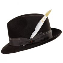 Highliner Fur Felt Fedora Hat alternate view 7