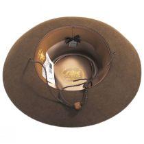 Trailblazer Wool Felt Aussie Hat in