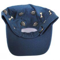 Pug Replay Strapback Baseball Cap Dad Hat alternate view 4