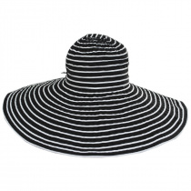 Antonia Ribbon Swinger Hat alternate view 6