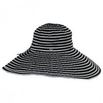Antonia Ribbon Swinger Hat alternate view 7