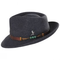 Elements Wool Fedora Hat in