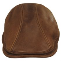 Carlton Leather Ivy Cap in