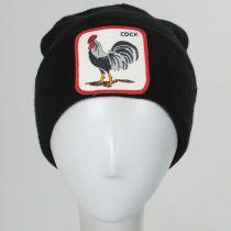 Winter Bird Beanie Hat in