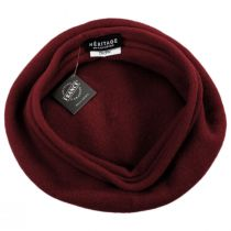 Chopin Wool Beret alternate view 6
