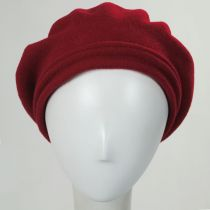 Chopin Wool Beret alternate view 8