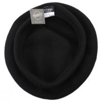 Chopin Wool Beret alternate view 3