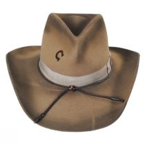 Desperado Wool Felt Western Hat in