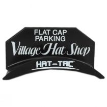 Flat Cap Parking Hat-Tac in