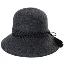 Mattie Wool Blend Cloche Hat alternate view 2