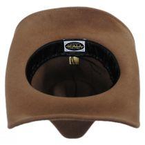 Motya Wool Felt Western Hat in