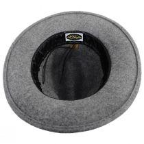 Modica Wool Felt Fedora Hat in