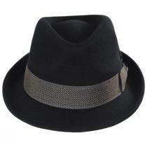 Rexburg Wool Felt Fedora Hat alternate view 2