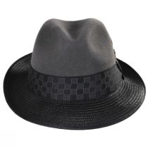Delta Wool Blend Fedora Hat alternate view 6