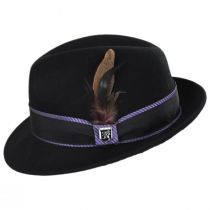 Stockton Wool Felt Fedora Hat alternate view 3