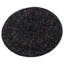 Speckled Wool Blend Beret alternate view 3
