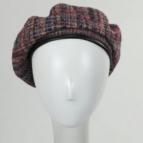 Wool Blend Tweed Beret alternate view 2