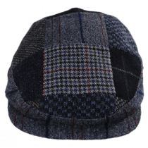 Patchwork Donegal Tweed Wool Ivy Cap alternate view 9