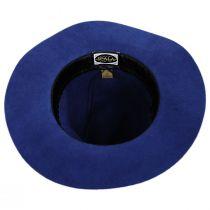 Marsala Wool Felt Fedora Hat alternate view 8
