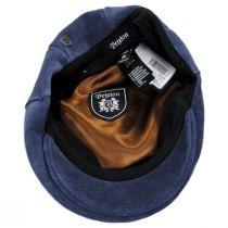 Hooligan II Suede Leather Ivy Cap in