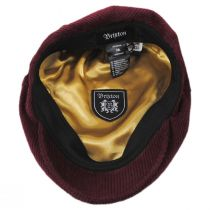 Hooligan Corduroy Cotton Ivy Cap alternate view 10