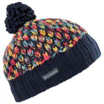 Siberian Sky Youth Beanie Hat in