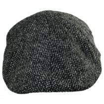 Harris Tweed Barleycorn Wool Pub Cap alternate view 2