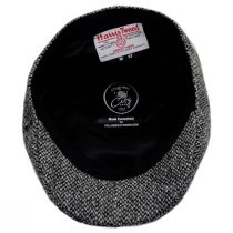 Harris Tweed Barleycorn Wool Pub Cap alternate view 8