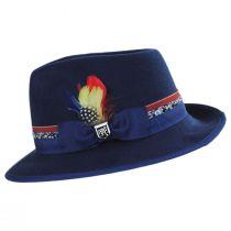 Bloomington Wool Felt Fedora Hat alternate view 3