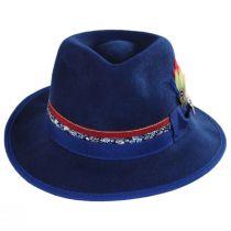 Bloomington Wool Felt Fedora Hat alternate view 10
