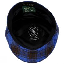 Tartan Wool and Cashmere Ivy Cap in