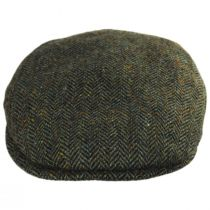 Donegal Tweed Herringbone Wool Ivy Cap alternate view 10