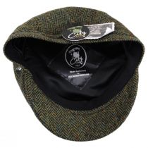 Donegal Tweed Herringbone Wool Ivy Cap alternate view 12