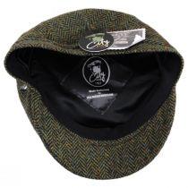 Donegal Tweed Herringbone Wool Ivy Cap in
