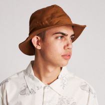 Ronson Cotton Fedora Hat in