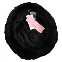 Suzette Faux Fur Cloche Hat alternate view 4