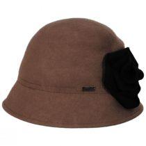 Alexandrite Wool Felt Cloche Hat alternate view 6
