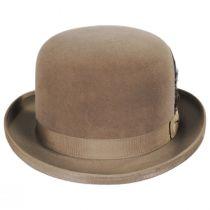 Fur Felt Derby Hat in