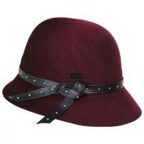 Vanessa Wool Felt Cloche Hat alternate view 11