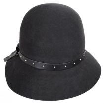 Vanessa Wool Felt Cloche Hat alternate view 6