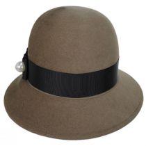 Cassat Wool LiteFelt Cloche Hat alternate view 24